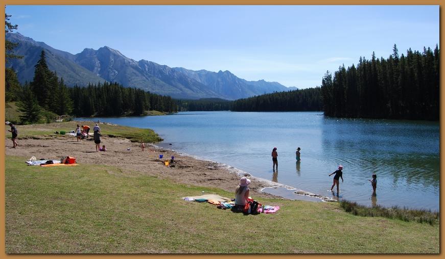 Canada johnson lake - Dove portare i bambini a napoli ...