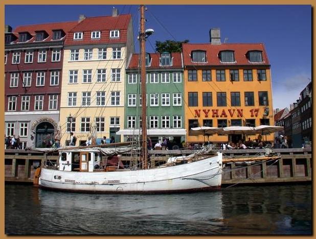 Danimarca copenaghen nyhavn for Progettare le proprie planimetrie