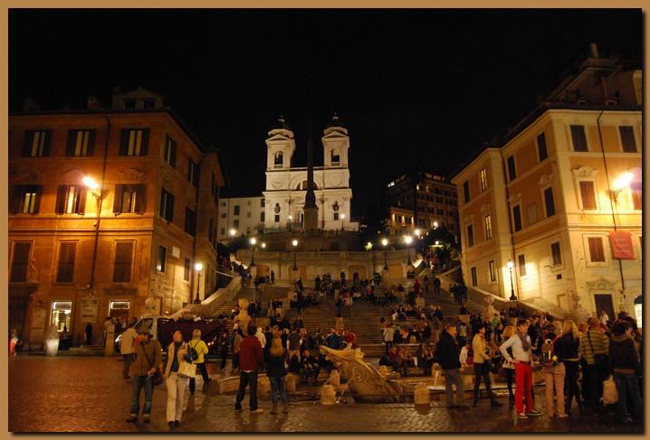 Italia, Lazio, Roma, Piazza di Spagna
